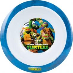 Tiefer Teller Ninja Turtles Lizenzartikel bunt 16cm