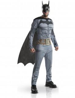Batman™-Kostüm Arkham City Herrenkostüm grau-schwarz