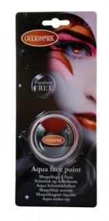 Aqua Makeup in der Dose Schminke dunkelbraun 14g