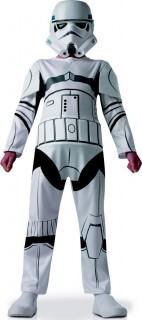 Star Wars Rebels Storm Trooper Kinderkostüm Lizenzware weiss-schwarz