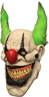 Böser Clown Horror-Maske bunt