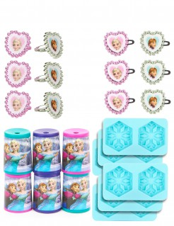 Disney Frozen Kindergeburtstag Mitgebsel 24 Stück bunt
