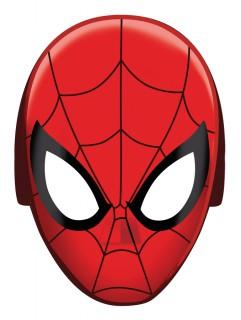 Spiderman™ Pappmasken 8 Stück Lizenzware