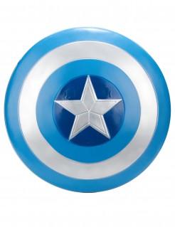 Captain America Schild Marvel-Lizenzartikel blau-silber 61cm