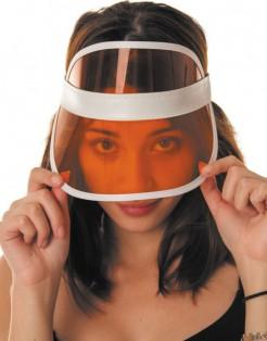 Poke-Mütze Visiermütze für Erwachsene orange