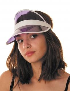 Poke-Mütze Visiermütze für Erwachsene lila