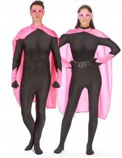 Superhelden-Set Accessoire-Set Unisex rosa