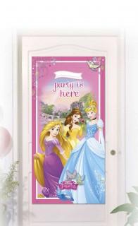 Disney Prinzessinnen™ Türdeko Lizenzware 76x152cm