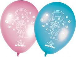 Doc McStuffins™ Luftballons 8 Stück Lizenzware