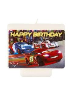 Cars™ Kerze Partydeko Lizenzware