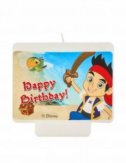 Jake und die Nimmerland Piraten™ Geburtstagskerze Lizenzware