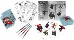 Spiderman™ Geschenke-Set Kindergeburtstag Lizenzware