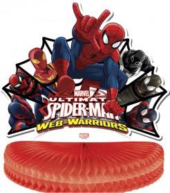 Spiderman™ Tischdeko Kindergeburtstag Lizenzware
