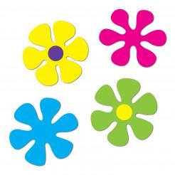 Retro Blumenschmuck 4 Stück