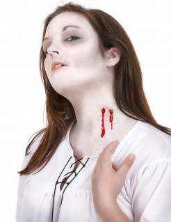Vampirmal Horror-Applikation Halloween Make-up haut