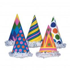 Partyhütchen aus Pappe