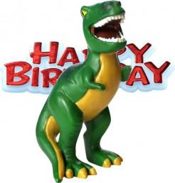 Figur Dinosaurier für Geburtstag