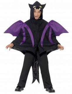 Fledermaus Halloween-Kinderkostüm