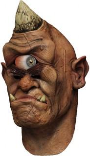 Zyklopen-Maske Mythologiekostüm-Accessoire braun