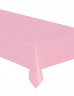 Einweg-Tischdecke rosa 137x274cm