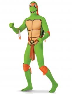 TMNT Michelangelo Second Skin Suit Lizenzware grün-bunt