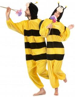 Bienen-Kostüm mit Flügeln