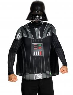 Star Wars Darth Vader Kostüm Set Lizenzware schwarz