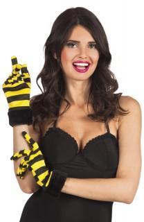 Handschuhe Biene für Damen