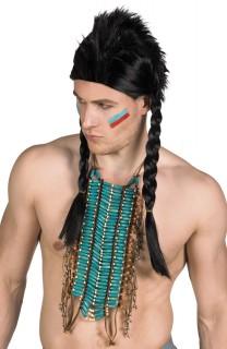 Indianer Brustschmuck für Erwachsene