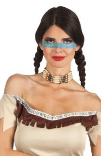 Indianer-Halsschmuck