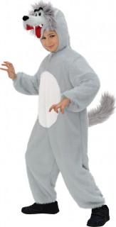Wolf-Kinderkostüm