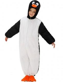 Pinguin-Kostüm Overall für Kinder