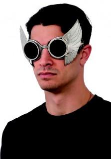 Thor Brille für Erwachsene silber