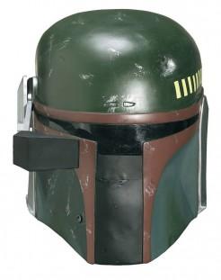 Star Wars™ Boba Fett Helm-Maske Lizenzware grün