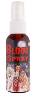 Falsches Blut-Spray Halloween-Makeup rot 48ml