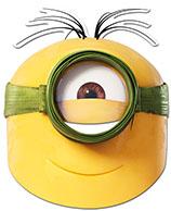 Vorgeschichtliche Minions™ Maske bunt