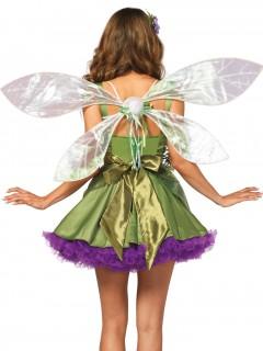 Feenflügel Elfe Kostüm-Accessoire transparent