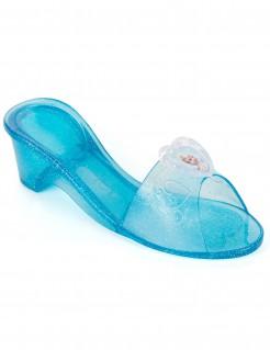 Die Eiskönigin™ Elsa-Mädchenhausschuhe Märchen-Hausschuhe blau