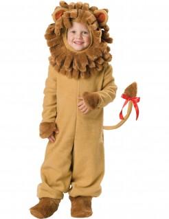 Wilder Löwe Kinderkostüm Tierkostüm braun