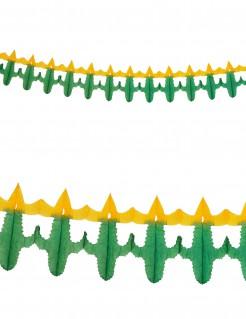 Girlande Papier Kaktus 3 m