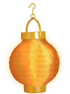 Lampion orange 15cm