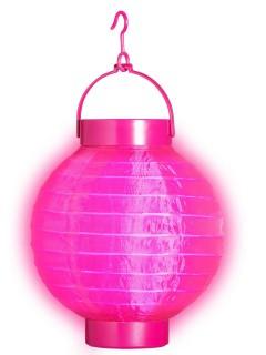 Laterne Lampion Partydeko pink