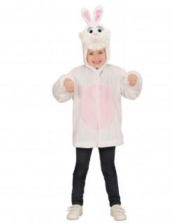Kapuzenjacke Kaninchen für Kinder
