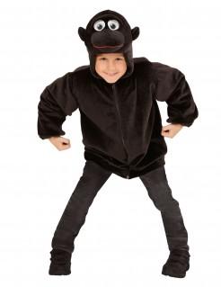 Gorilla-Kapuzenjacke für Kinder