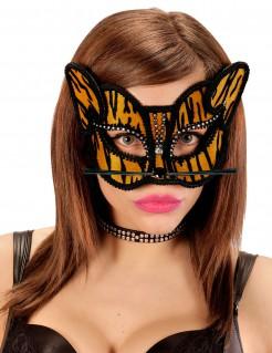 Tiger-Augenmaske für Erwachsene