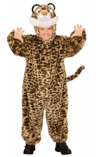 Leopard-Kinderkostüm