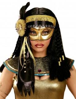 Agyptische Augenmaske für Damen