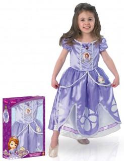 Prinzessin Sofia - Luxuskostüm für Mädchen in Lila