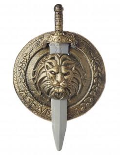 Römisches Gladiator-Schwert mit Schild 50cm