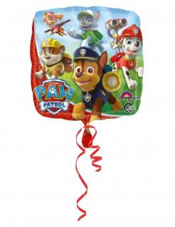 Folienballon Paw Patrol™ Geburtstagsdeko bunt